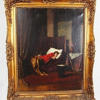 Jul 18, 2012 Eclectic collection of fine arts & antiques